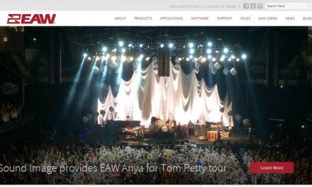 EAW – InfoComm 2010