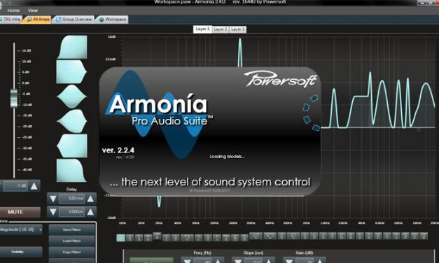Armonia by POWERSOFT