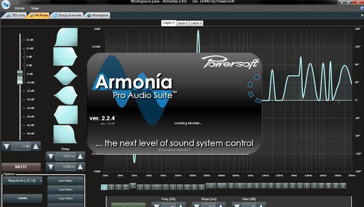 Armonia by POWERSOFT