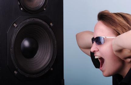 Nagłośnienie – głośność