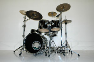 Jak nagłośnić perkusję