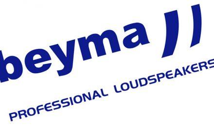 Beyma wprowadza nowe modele