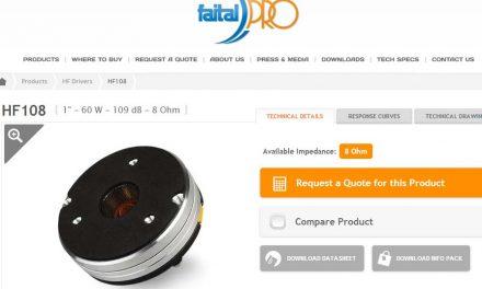 FaitalPro – HF108 i 10PR410 [Wideo]