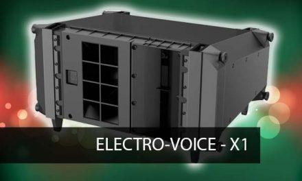 Electro-Voice – X1 i X2