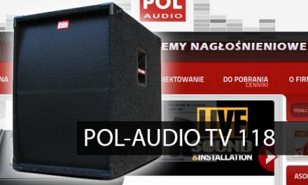 POL-AUDIO – TV 118