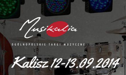 Musikalia – Targi muzyczne w Kaliszu