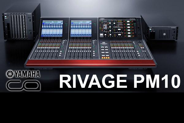 Yamaha PM10