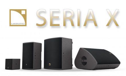 L-acoustics – Seria X