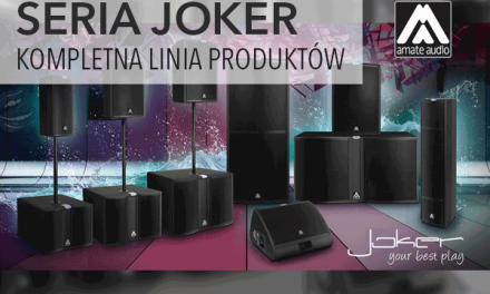 Amate Audio – seria Joker