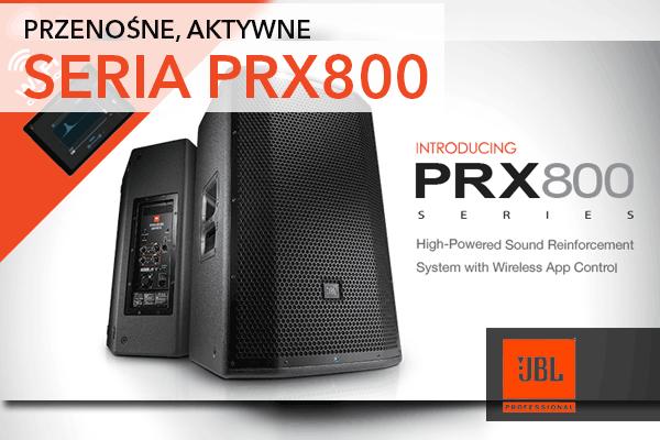 PRX800 – Zestawy uniwersalne [JBL]
