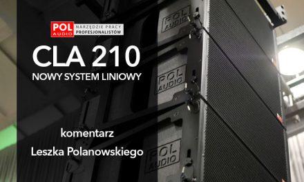 Prezentacja CLA210 (komentarz Leszka Polanowskiego)
