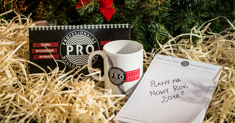 Zacznij nowy rok bardziej PRO!