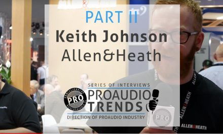 PROAUDIO Trends cz.2 – Keith Johnson