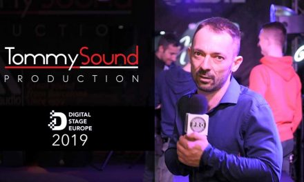 Tommy Sound @ DSE'19 [Amate Audio]