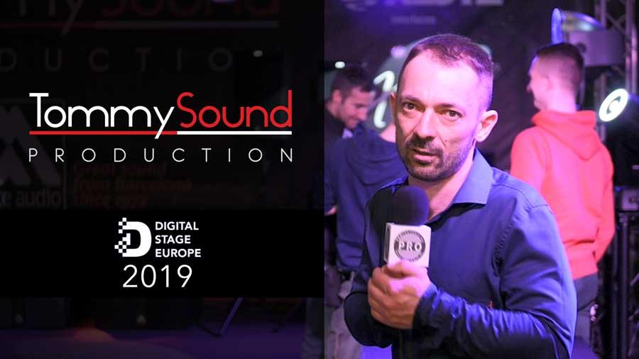 Tommy Sound @ DSE'19 [Amate Audio]